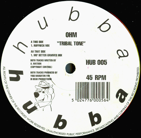 Ohm - Tribal Tone
