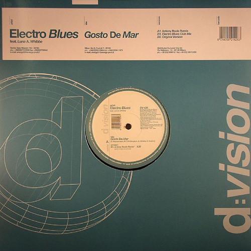 Electro Blues - Gosto De Mar
