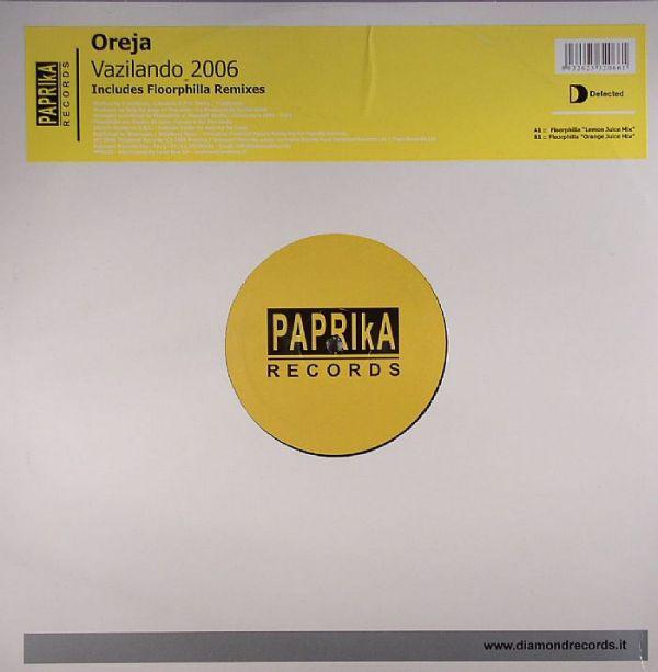 Oreja - Vazilando 2006