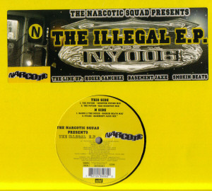 The Narcotic Squad - The Illegal E.P.