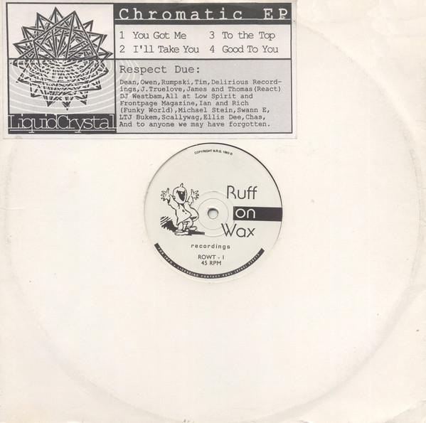 Liquid Crystal - Chromatic EP