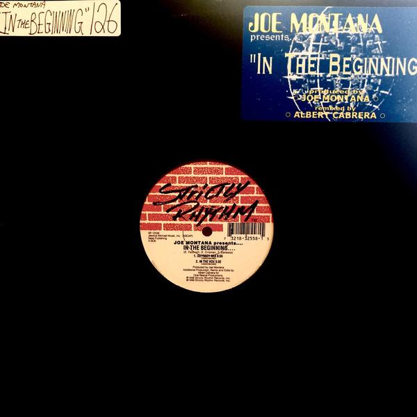 Joe Montana - In The Beginning