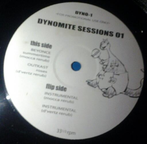 Beyonc? / Outkast - Dynomite Sessions 01