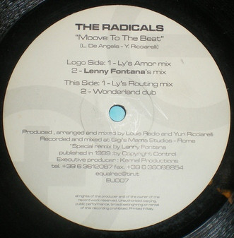 The Radicals - Moove To The Beat