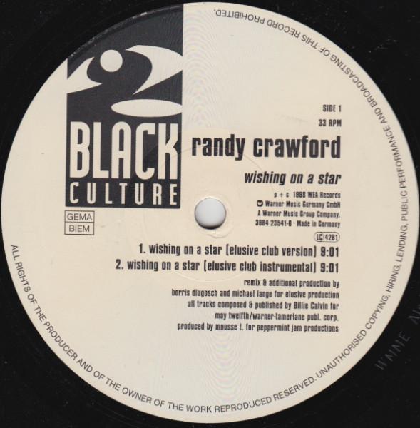 Randy Crawford - Wishing On A Star