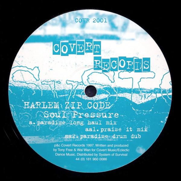 Harlem Zip Code - Soul Pressure