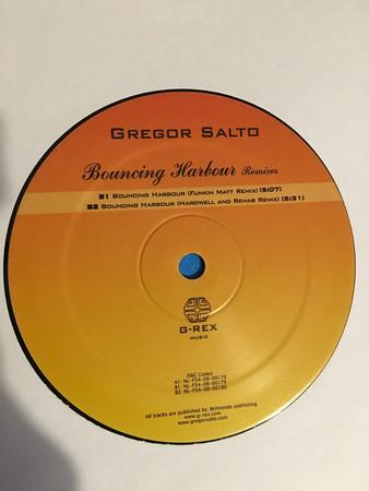 Gregor Salto - Bouncing Harbour Remixes