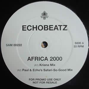 ECHOBEATZ - AFRICA 2000