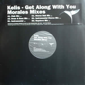 KELIS - GET ALONG WITH YOU (DOUBLE)