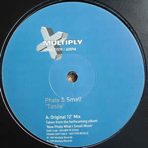 PHATS & SMALL - TONITE