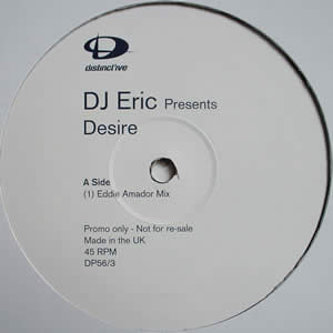 DJ ERIC - DESIRE (DISC 3)