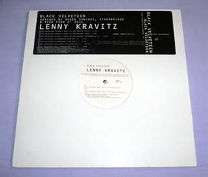 LENNY KRAVITZ - BLACK VELVETEEN (REMIXES)