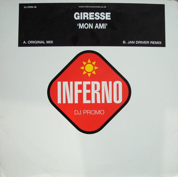 GIRESSE - MON AMI