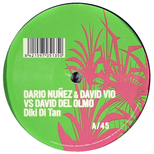 Dario Nu?ez & David Vio vs. David Del Olmo - Diki Di Tan