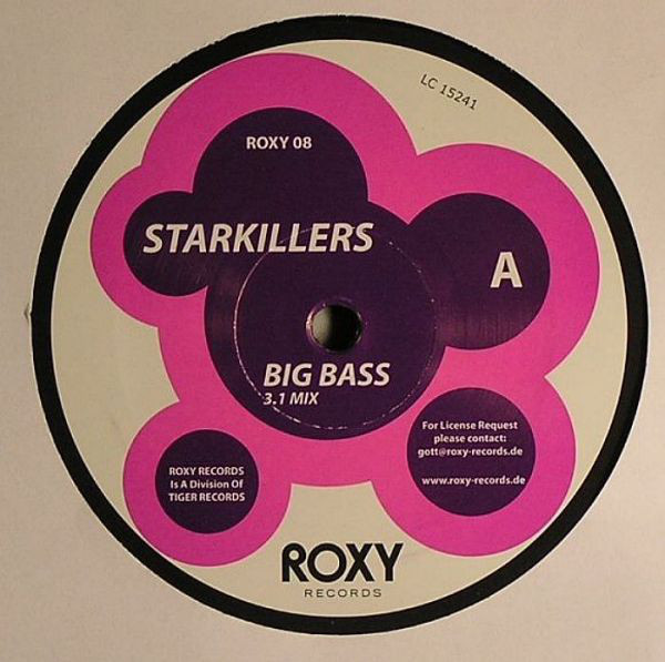 Starkillers - Big Bass