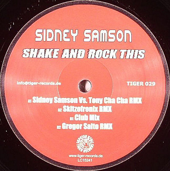 Sidney Samson - Shake And Rock This