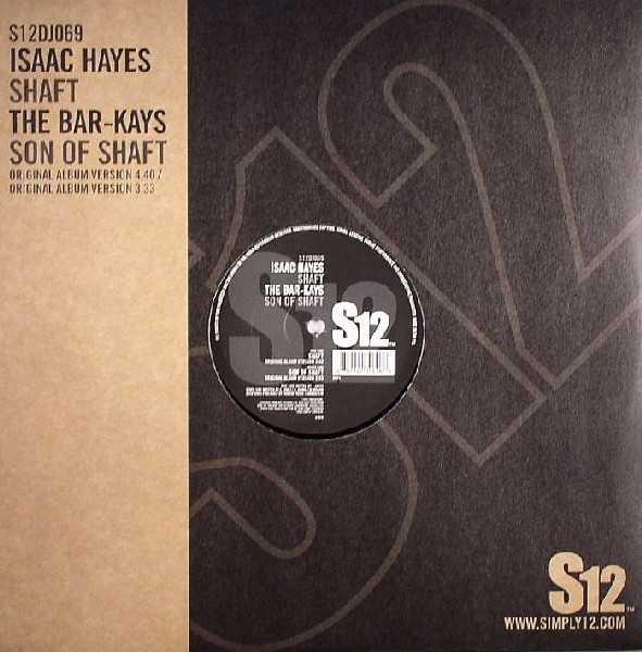 Isaac Hayes / Bar-Kays - Shaft / Son Of Shaft