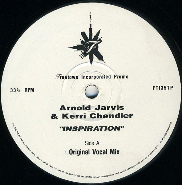 Arnold Jarvis & Kerri Chandler - Inspiration