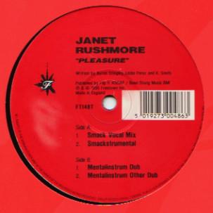 Janet Rushmore - Pleasure