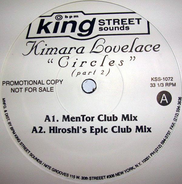 Kimara Lovelace - Circles (Part II)