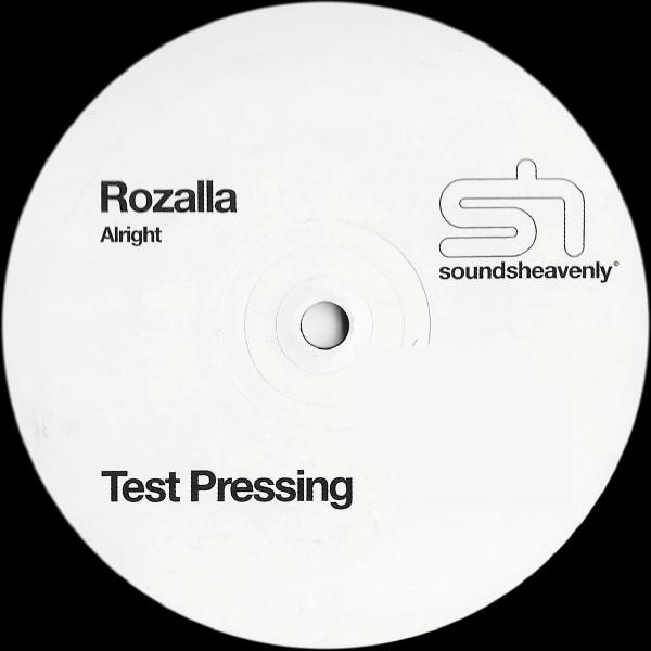 Rozalla - Alright