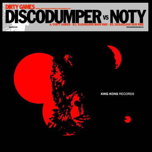 Discodumper vs. Noty - Dirty Games