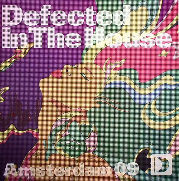 Various - Defected In The House Amsterdam 09 EP 2