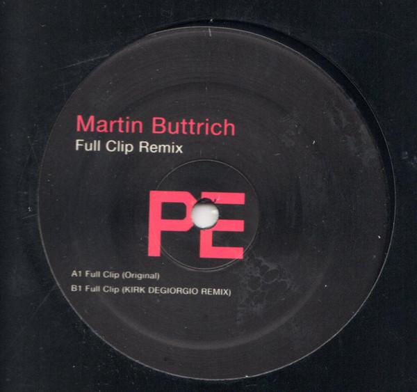Martin Buttrich - Full Clip Remix