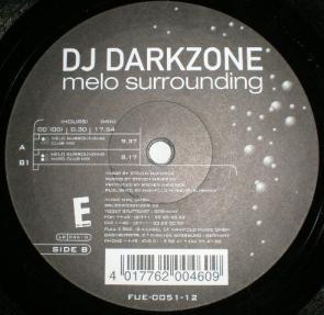 DJ Darkzone - Melo Surrounding