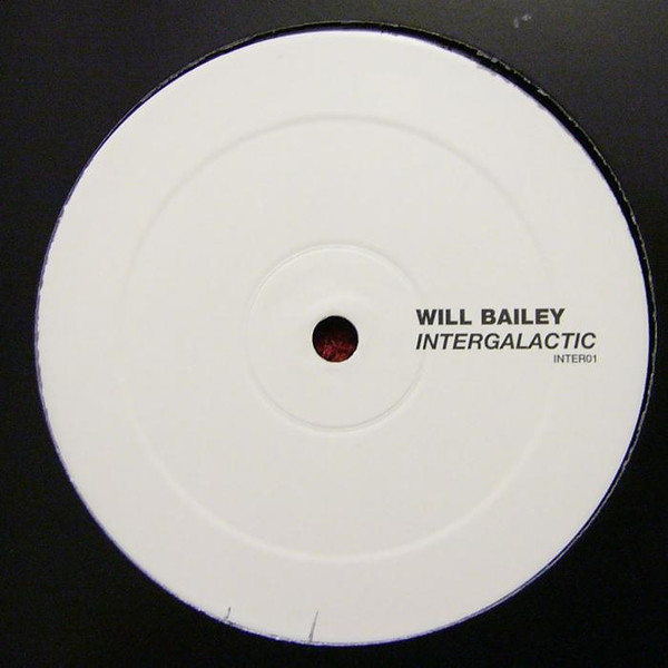 Will Bailey - Intergalactic