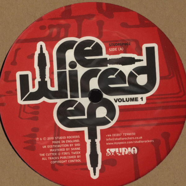 Various - Rewired EP Volume 1
