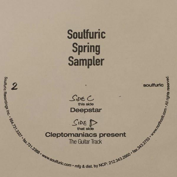 Various - Soulfuric Spring Sampler