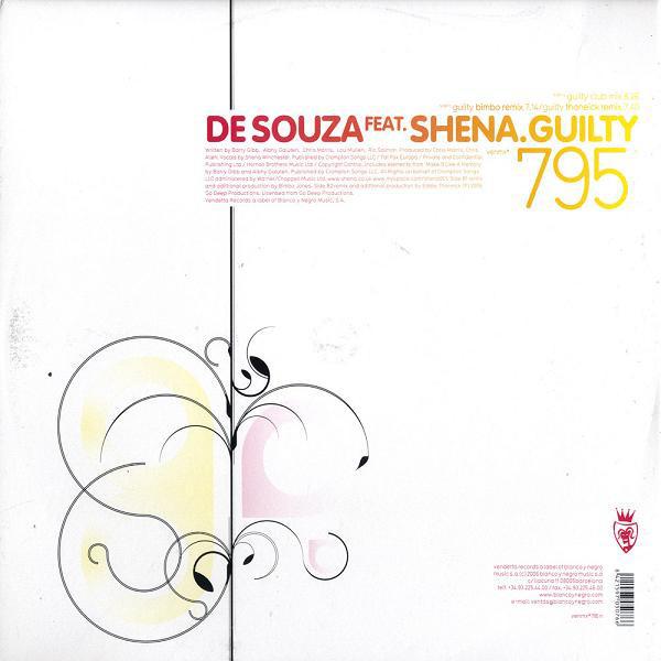 De Souza Feat. Shena - Guilty