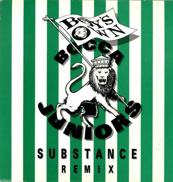 Bocca Juniors - Substance (Remix)