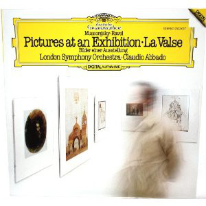 Mussorgsky Ravel - LSO.  Claudio Abbado - Pictures At An Exhibition ? La Valse