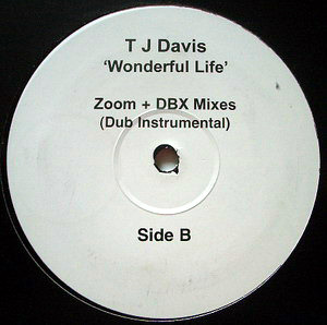 T J Davis - Wonderful Life (Zoom + DBX Mixes)