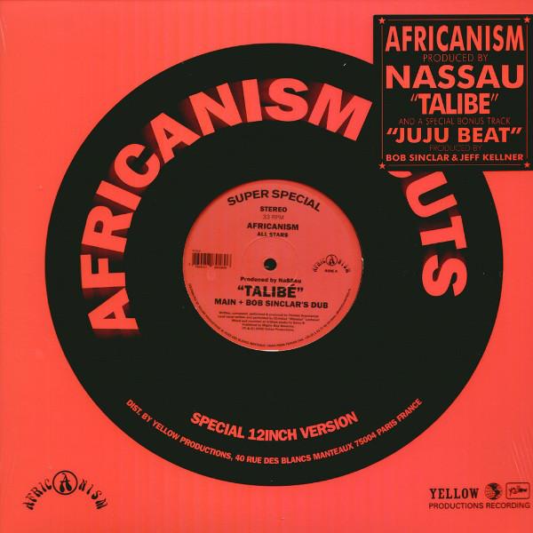 Africanism All Stars - Talib