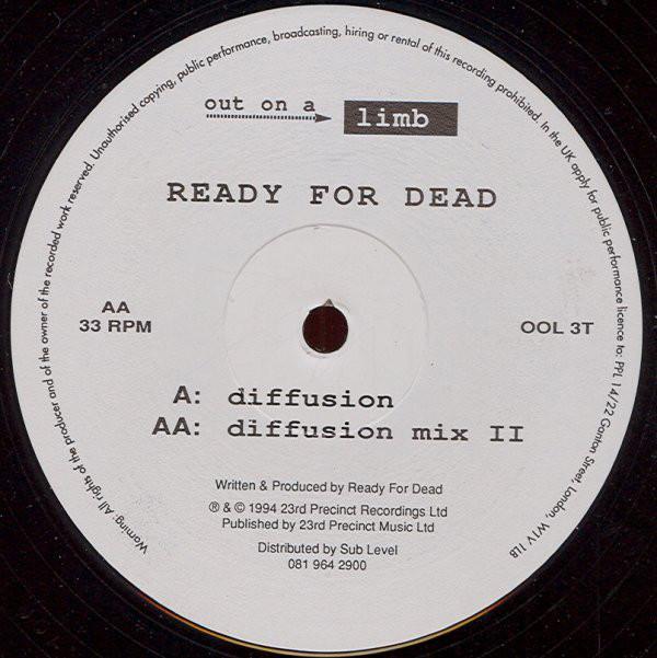 Ready For Dead - Diffusion