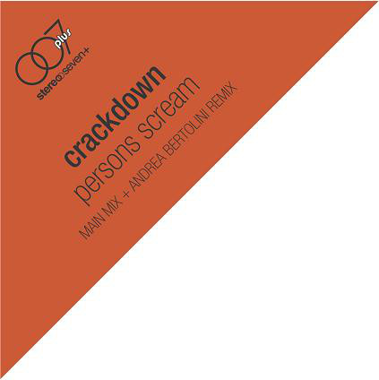 Crackdown - Persons Scream