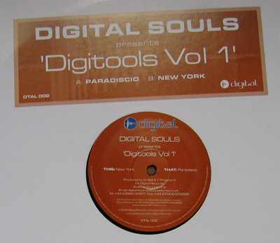 Digital Souls - Digitools Vol. 1