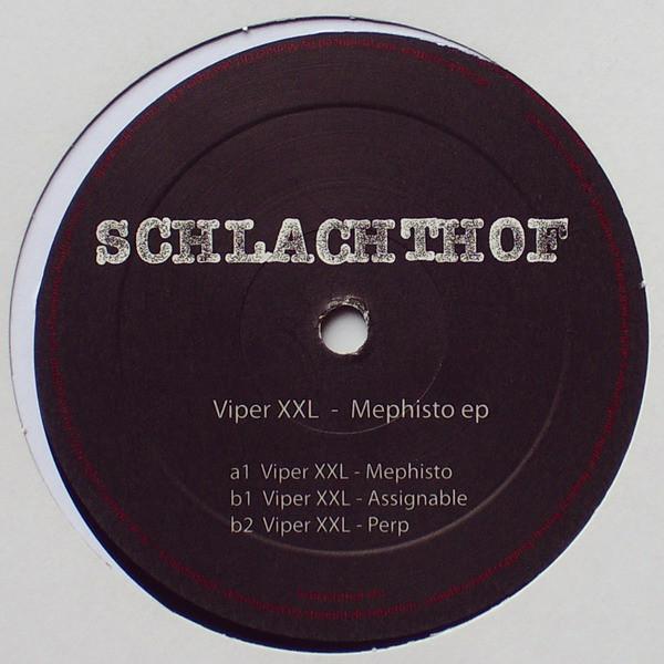 ViperXXL - Mephisto EP