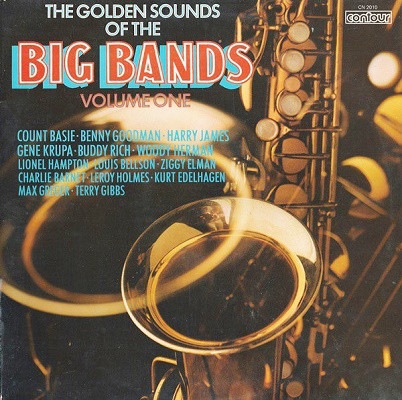 Various - Golden Sounds Of The Big Bands Volume One
