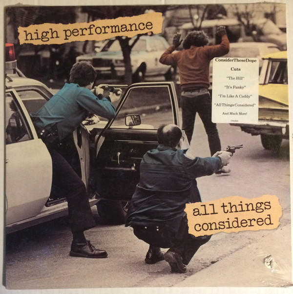 High Performance - All Things Considered