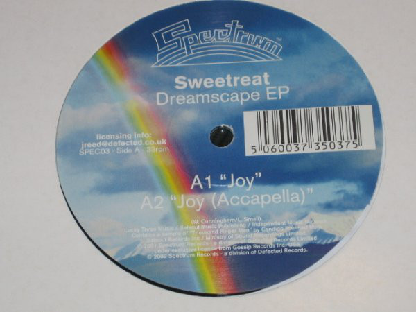 Sweetreat - Dreamscape EP