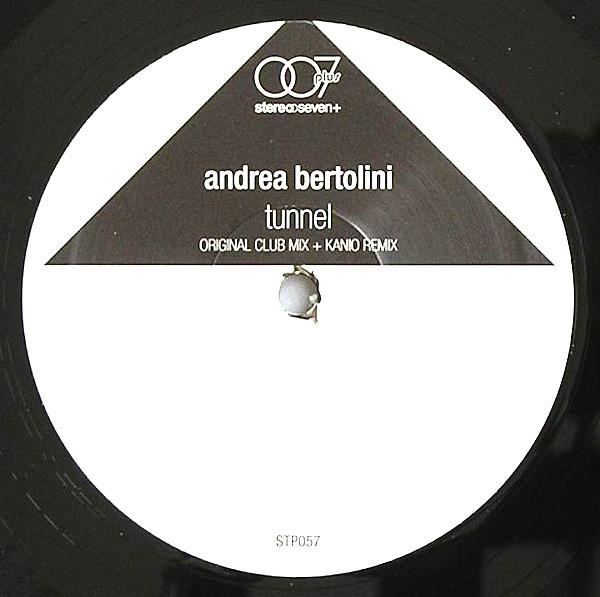 Andrea Bertolini - Tunnel