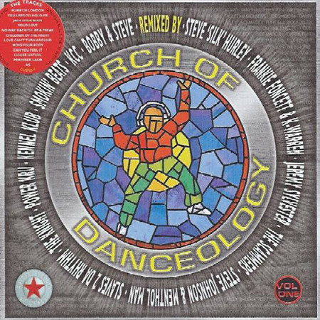 Various - United States Of Dance - Church Of Danceology