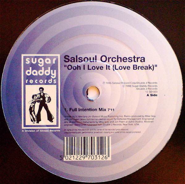 Salsoul Orchestra - Ooh I Love It (Love Break)