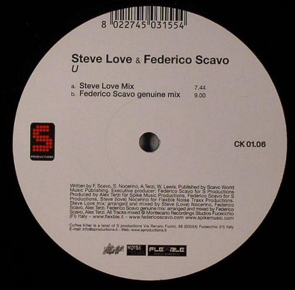 Steve Love & Federico Scavo - U