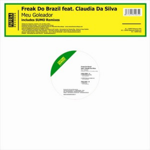 Freak Do Brazil - Meu Goleador