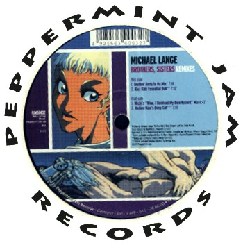 Michael Lange - Brothers, Sisters (Remixes)